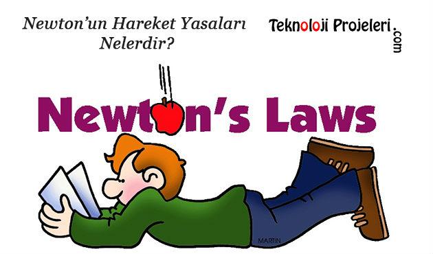 newton-hareket-kanunları-nelerdir