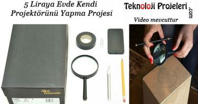 5-Liraya-Evde-Projektörünü-Yapma-Projesi