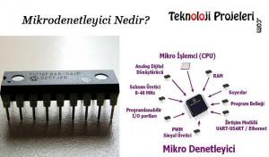Mikrodenetleyici-Nedir