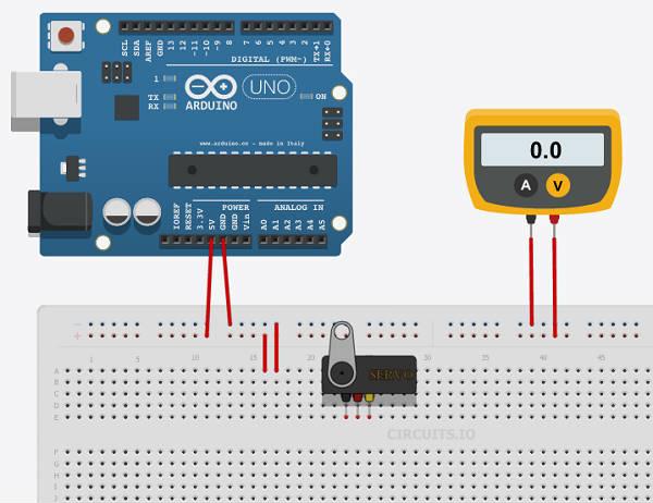 autodesk 123d circuits programı