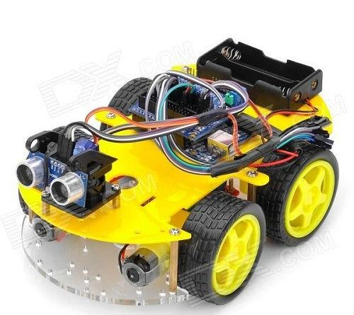 Arduino ile araba yaptınız ama gitmiyor mu teknoloji