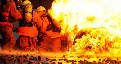 yangın-södürücü