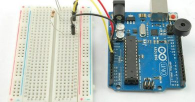 arduino-ldr-buzzer-uygulamasi