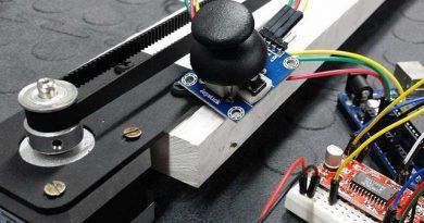 arduino-step-motor
