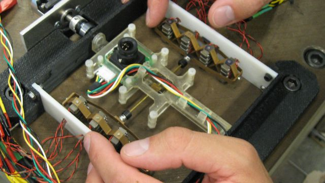 piezoelektrik-robotik