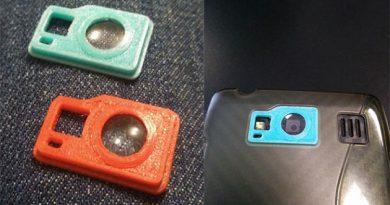 Cep Telefonundan Mikroskop Yapımı