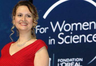 Türk Bilim Kadını UNESCO Tarafından Ödül Aldı
