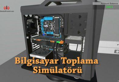 Bilgisayar Toplama Simülatörü