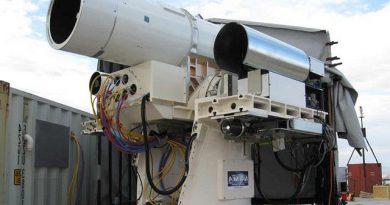 Hedefi Işık Hızıyla Vuran Lazer Silahı Geliştirildi. 1 Atışı 1 Dolar!