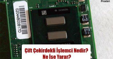 Çift Çekirdekli İşlemci (Dual-core Processors) Nedir? Ne İşe Yarar?