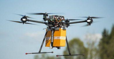 Türkiye'de Bir İlk! PTT, Dronelar ile Kargo Taşımaya Başlayacak