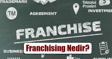 Franchising Nedir?