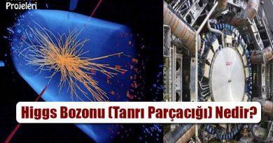 Higgs Bozonu (Tanrı Parçacığı) Nedir? Ne İşe Yarar?