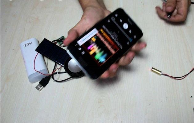 Wireless Audio Transfer