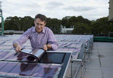 Devrim Niteliğinde Hafif, Ucuz Basılabilir Güneş Panelleri Üretildi