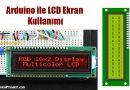 Arduino ile LCD Ekran Kullanımı