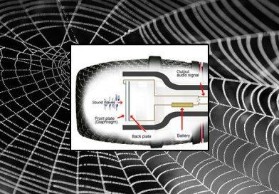 Örümcek İpeğinden Hassas Mikrofon Geliştirildi!