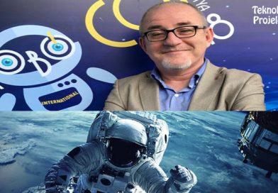 NASA'nın Türk Yöneticisi: Türkiye'de Değerli Mühendisler ve Şirketler Var!