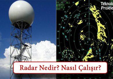 Radar Nedir? Nasıl Çalışır? Kullanım Alanları Nelerdir?