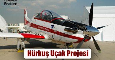 Hürkuş Uçak Projesi