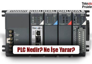 PLC Nedir? Ne İşe Yarar?