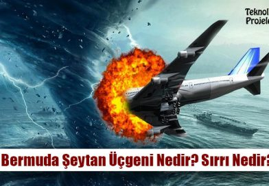 Bermuda Şeytan Üçgeni Nedir? Nerededir? Sırrı Nedir?