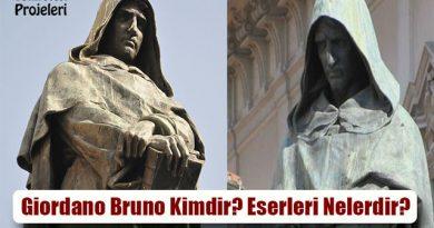 Giordano Bruno Kimdir? Hayatı ve Eserleri