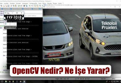 OpenCV Nedir? Ne İşe Yarar? Uygulamaları Nelerdir?