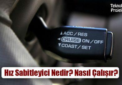 Hız Sabitleyici (Cruise Control) Nedir? Nasıl Çalışır?