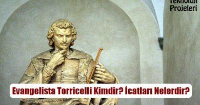 Evangelista Torricelli Kimdir? Hayatı, Eserleri, İcatları Nelerdir?