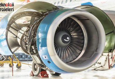 Fosil Yakıta İhtiyaç Duymayan Jet Motoru